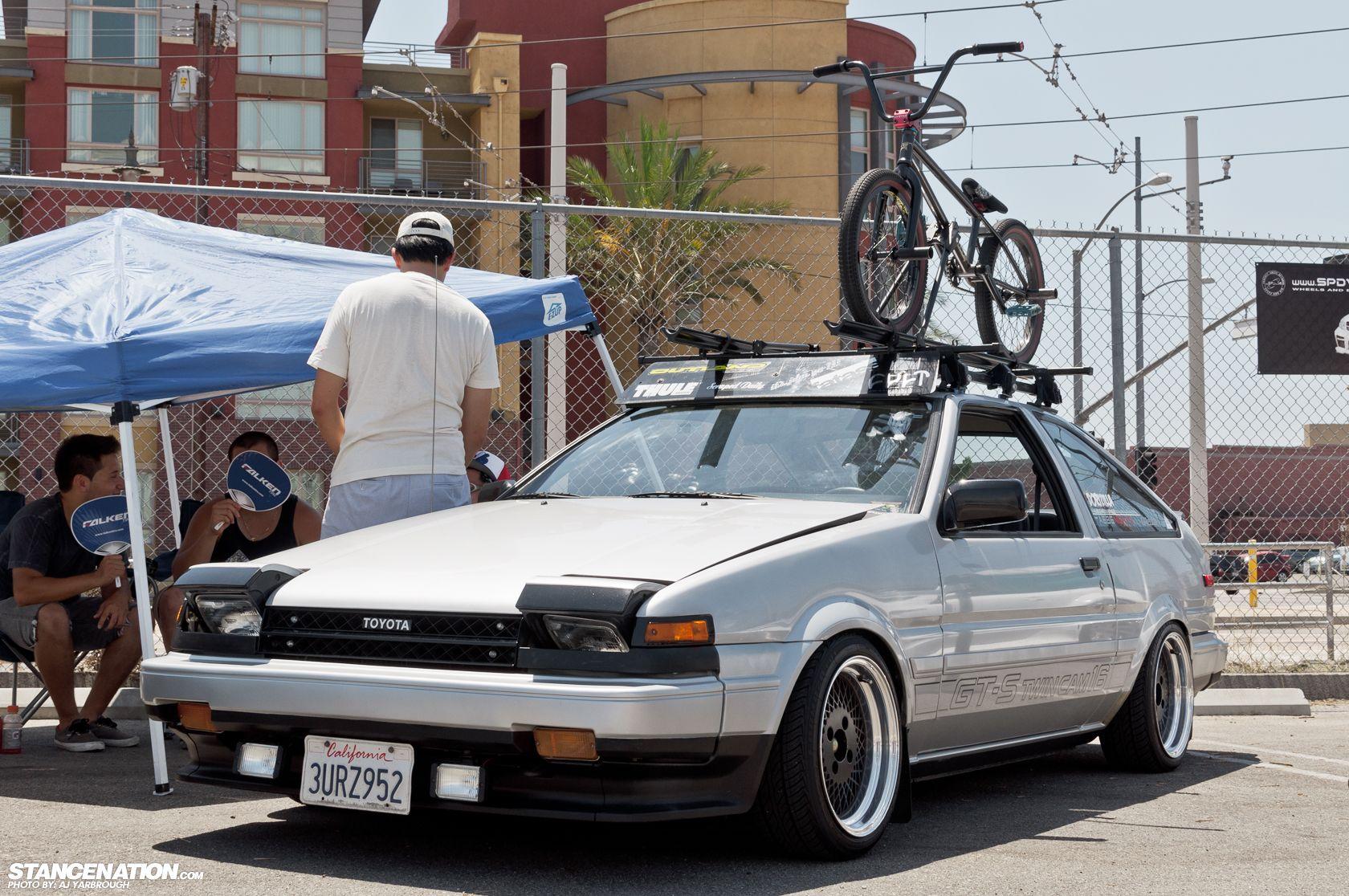 Toyota Corolla Ae86 Trueno Ae 86 Pinterest Rxi 20v Modified Cars Pictures