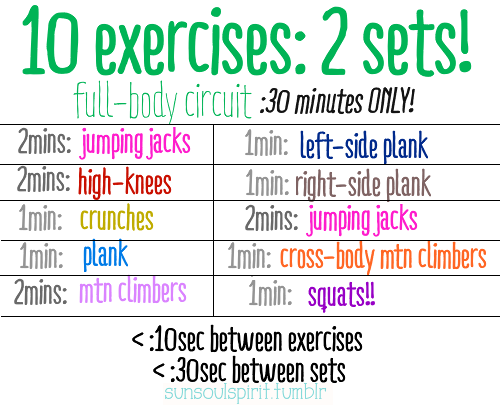 Heres Another Circuit Super Easy Exercises Turned Hardcore Did You