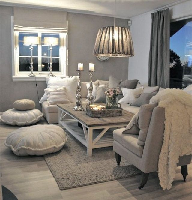 Gris y blanco 1 home decor living room grey et room decor - Salon sofa gris ...
