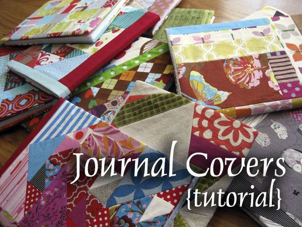 Journal covers tutorial!