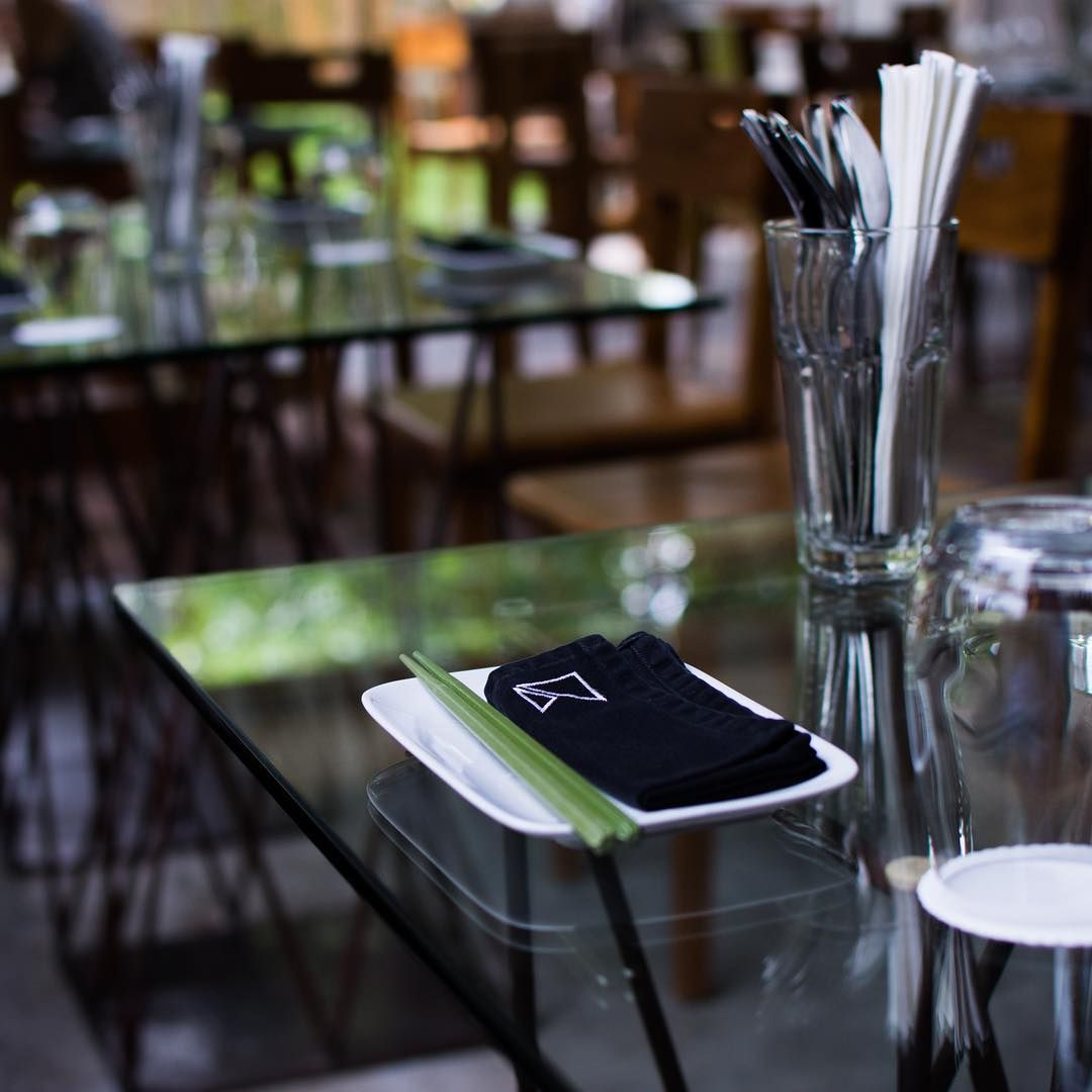 Our tables are set for a weekend with all your kilokitchen