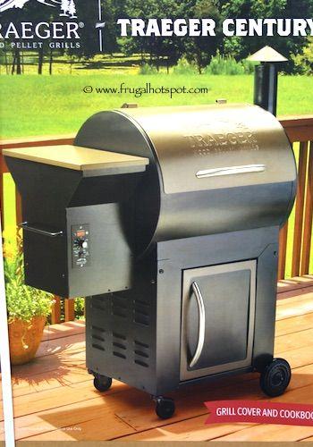 Costco: Traeger Century Wood Pellet Grill $699 99 | Outdoor