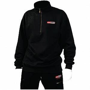 KSTOOLS Sweat col zippé noir – L KS Tools 100446   – Products