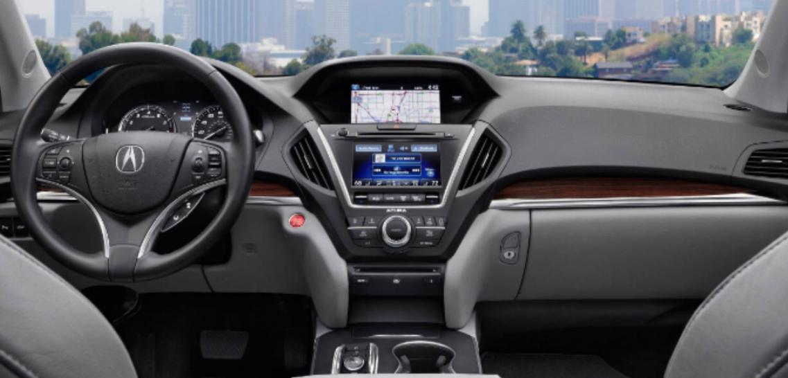 Acura Rdx 2020 Interior New Model And Performance Acura Rdx Acura New Model