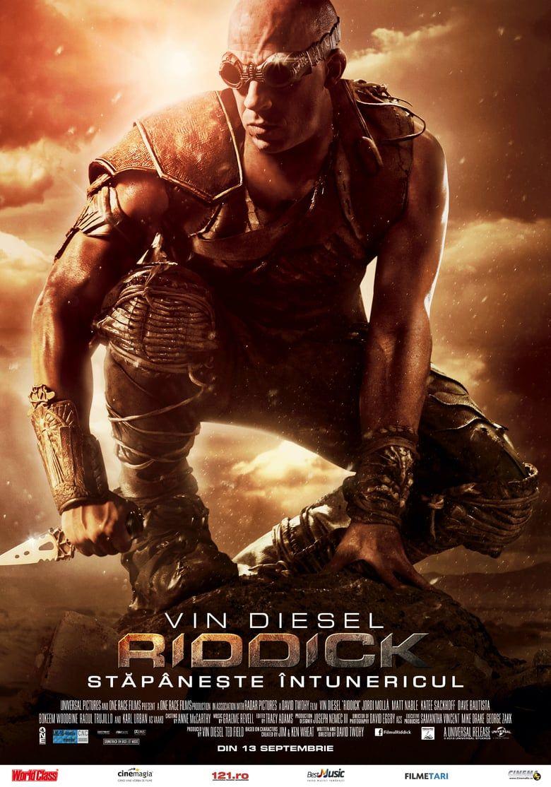 Riddick Online Film Online Filmnezes Hungary Riddick Magyarul Teljes Magyar Film Videa 2019 Mafab In 2020 Vin Diesel Full Movies Online Free Movie Posters