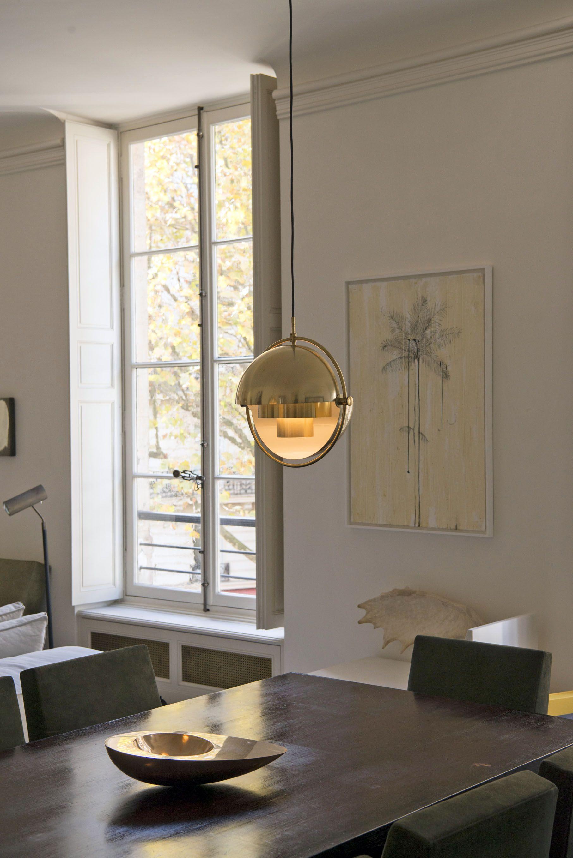 La casa di joseph dirand a parigi foto living corriere for Corriere arredamento