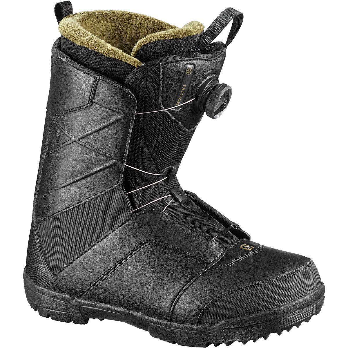 Salomon Faction Boa Snowboard Boot – Men's