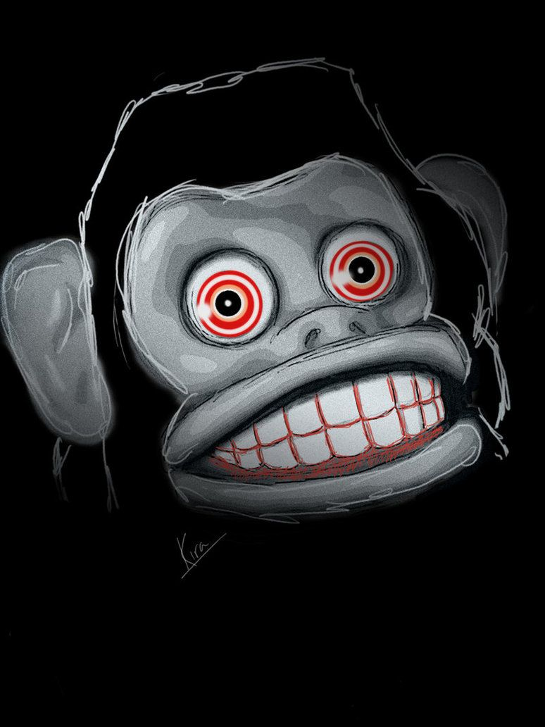 The Scary Toy Monkey From Toy Story 3 Which Was A Great Movie
