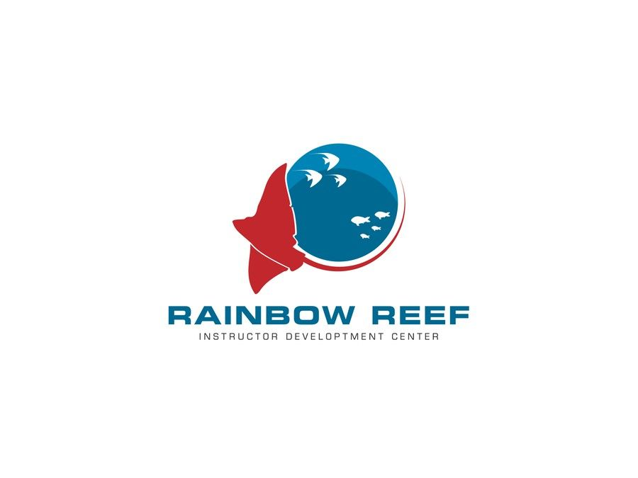Create A Classic Scuba Diving Design For Rainbow Reef Dive Center By Grfix Unlimited