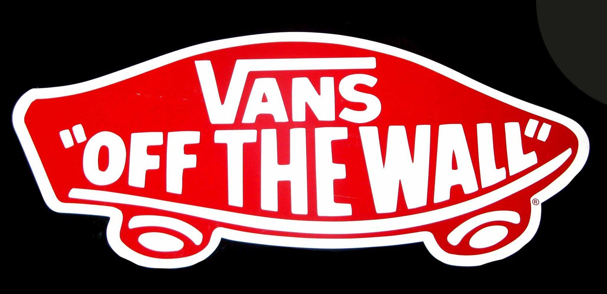 203bce897bd0 Vans Shoes Off The Wall Sticker Wide Approx For Skateboards