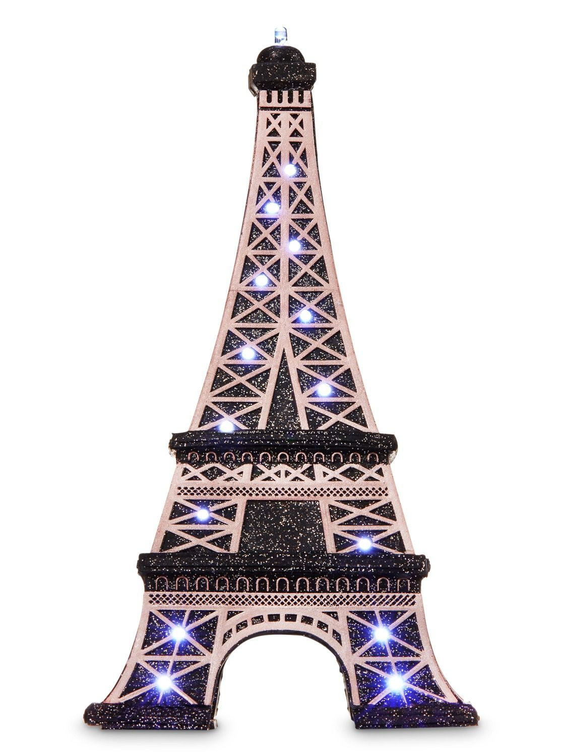 Eiffel Tower Light Up Desk Pocketbac Holder By Bath Body Works