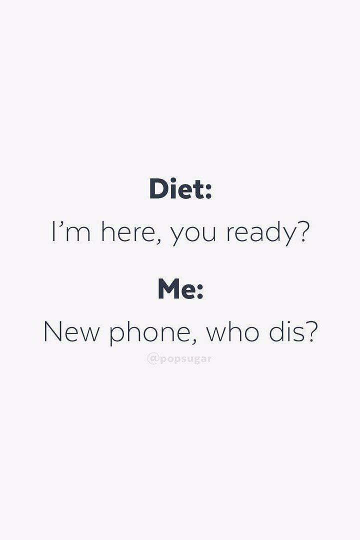 9 Relatable And Hilarious Fitness Quotes To Set As Your Phone Background Funny Diet Quotes Fitness Quotes Diet Motivation Funny