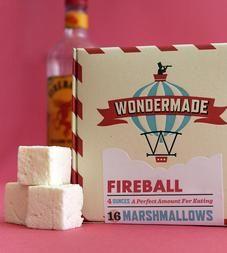 Cinnamon Whiskey Marshmallows, 2 Boxes