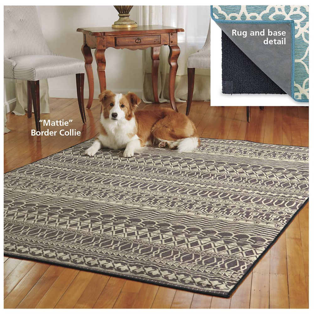 Pup IQ Smart Rugs Great Gear And Gifts For Dogs at Home