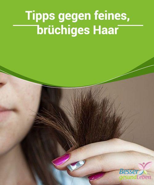 Frisuren fur feines bruchiges haar