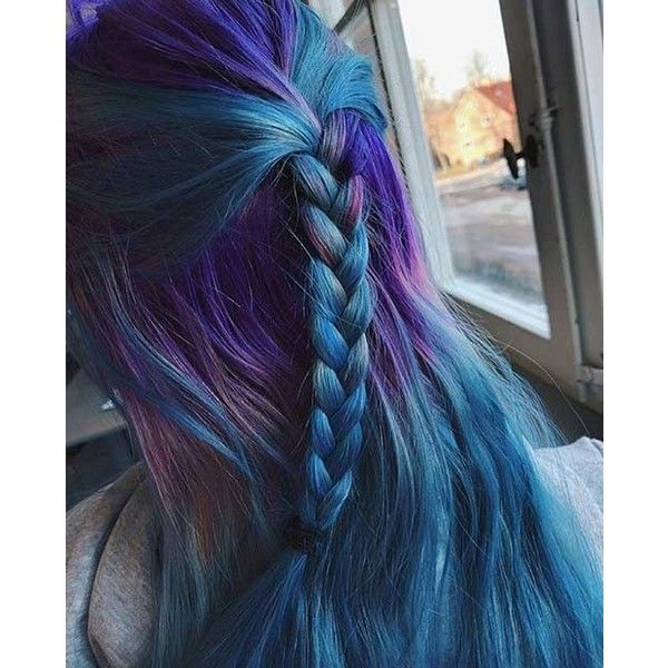Pin by nikki vogler on my polyvore finds pinterest blue purple what better way to give yourself a brand new hair look than by changing the color entirely these 25 amazing blue and purple hair looks are perfect solutioingenieria Images