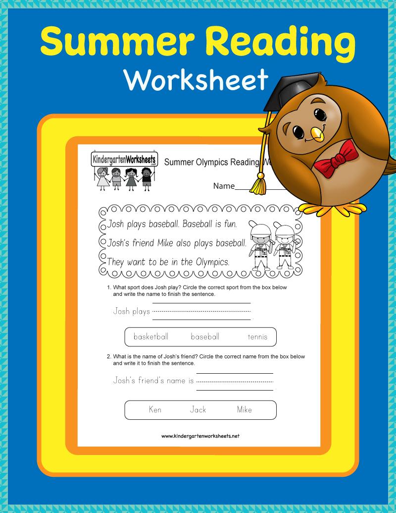 Www Kindergarten Worksheets Net