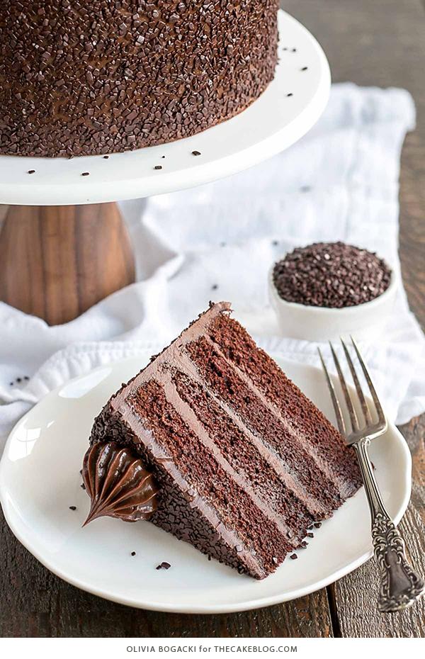 Chocolate Truffle Cake The Cake Blog Recipe Cake Truffles Chocolate Truffle Cake Moist Chocolate Cake