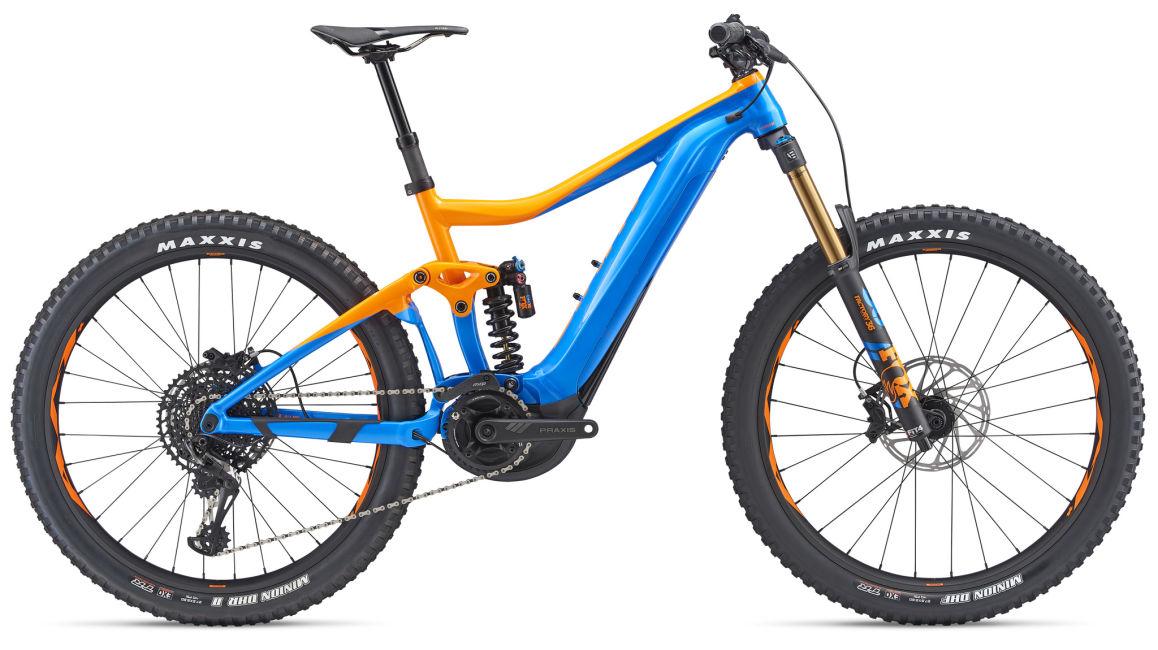 Trance E Sx 0 Pro 2019 Men Trail Bike Giant Bicycles United