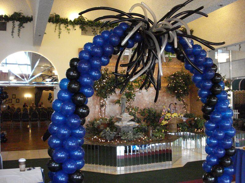 Balloon arch balloon decorations balloon arrangements