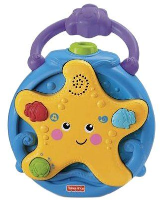 Fisher Price Ocean Wonders Take Along Projector Soother Another Night Light But We Use Both He Loves The Gentle Sound Of Waves