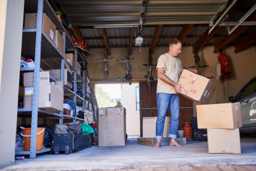 Neighbor Is Out To Disrupt Self Storage It S Like Airbnb For Your Stuff Self Storage Garage Storage Solutions Handyman Magazine