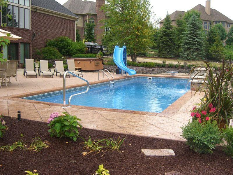 Photo Gallery Rising Sun Pools And Spas Inground Pools Pool
