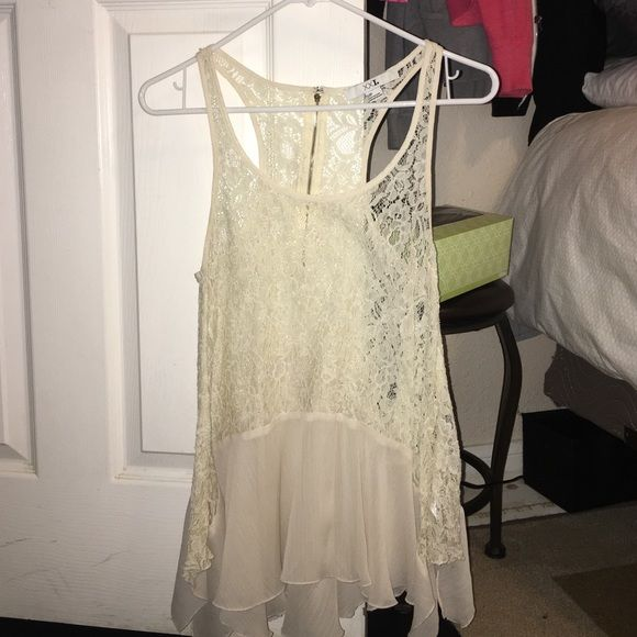 Forever 21 tank top  Beautiful loose fitting tank top. Forever 21 Tops Tank Tops