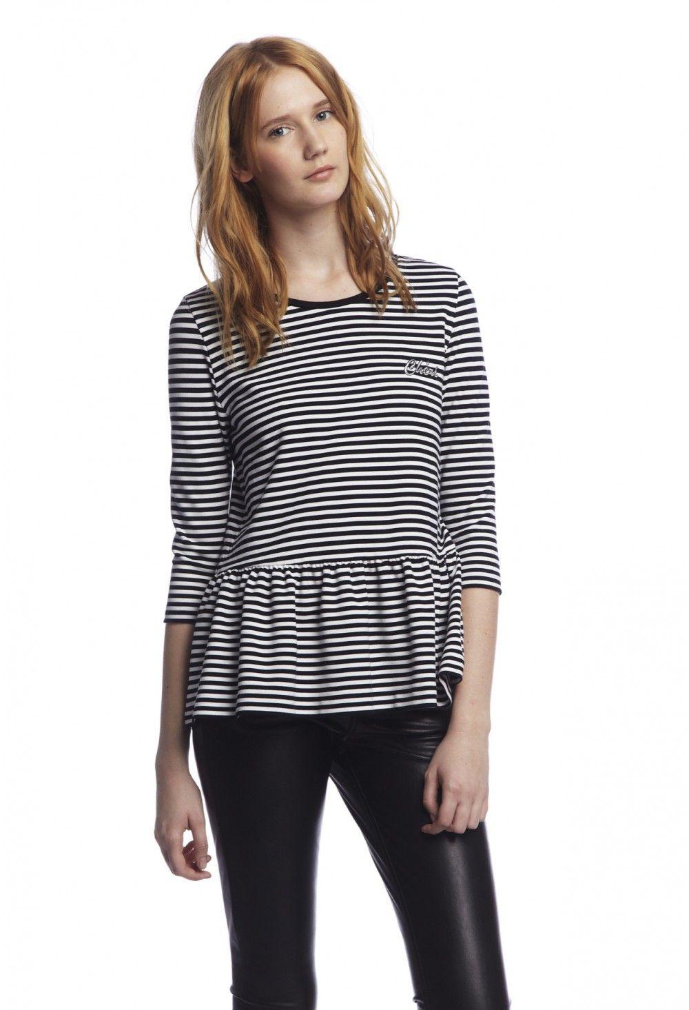 d7235da6c6c894 TROISMATS T-shirts   Claudie Pierlot Pierlot, Chemise, Noir, T-shirts