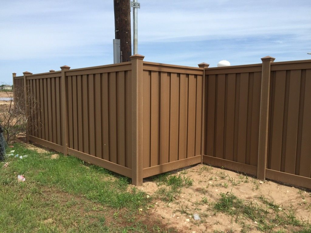 Trex Fencing News Trex Fencing Wood Vinyl Fence