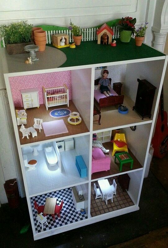 Mini Wohnung