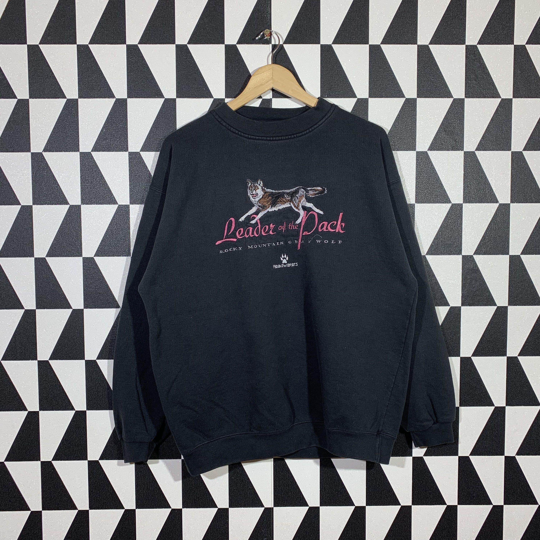 Vintage 90s Headwaters Sweatshirt Headwaters Crewneck Etsy In 2020 Sweatshirts Shirt Design Inspiration Sweaters