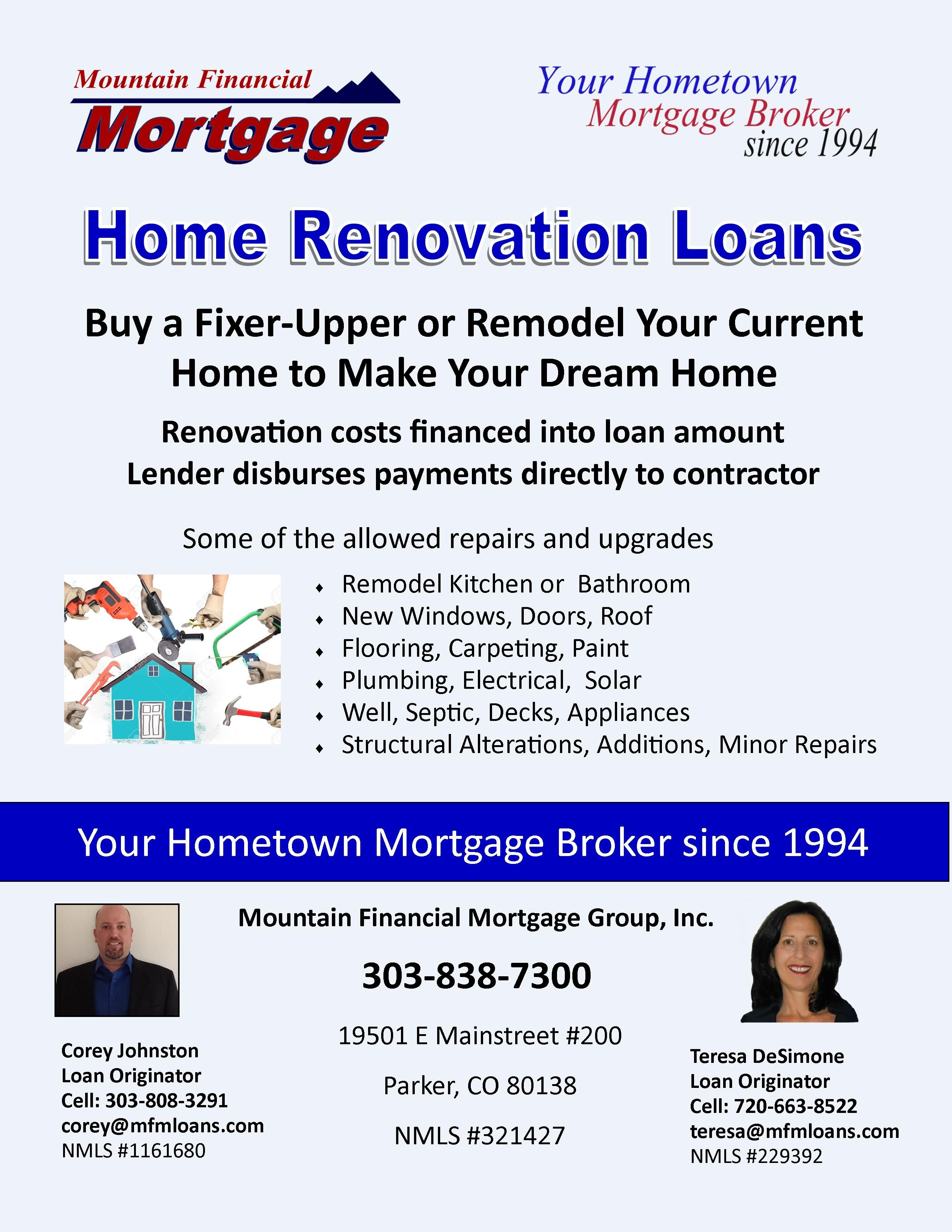Home renovation loans home renovation loan home