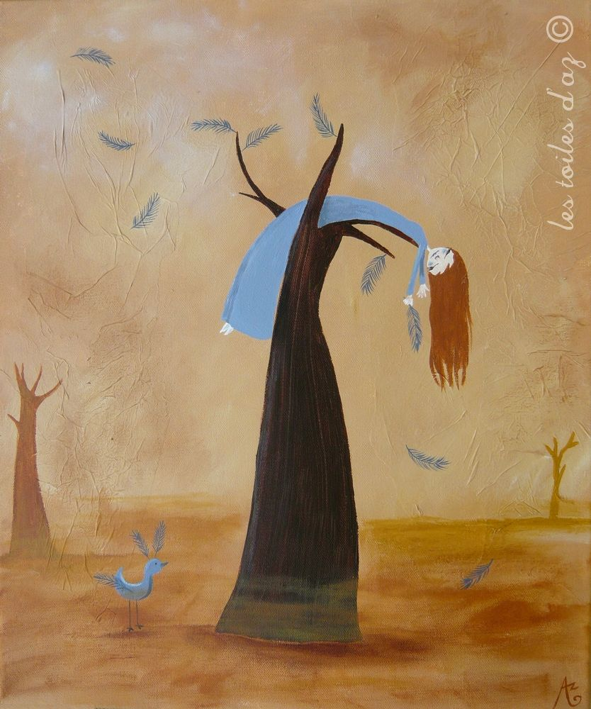 L'oiseau+secret+by+lestoilesdaz.deviantart.com+on+@deviantART