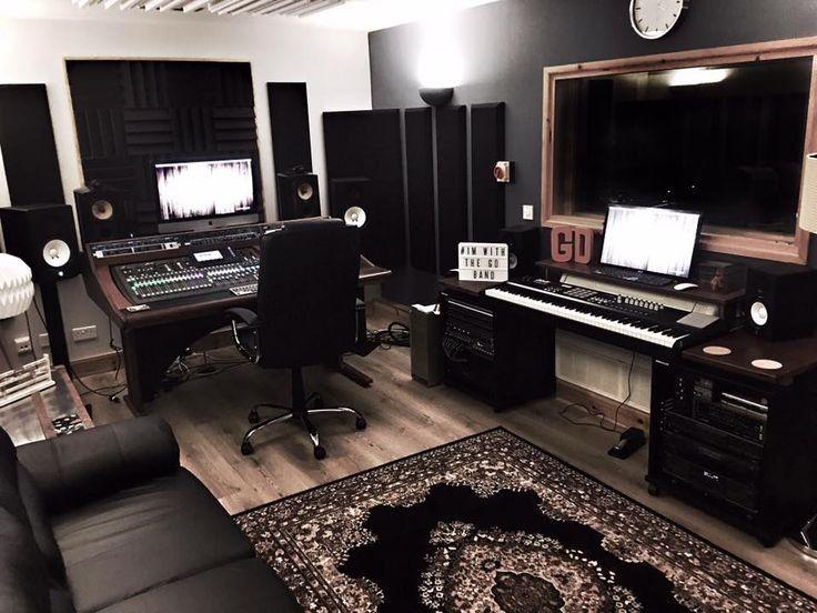 44++ Basement recording studio ideas ideas