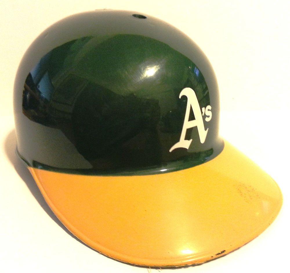 1bd868d5511 Vintage 1969 LRICH OAKLAND A s Souvenir Batting HELMET Baseball Cap Hat  Sports  Athletics