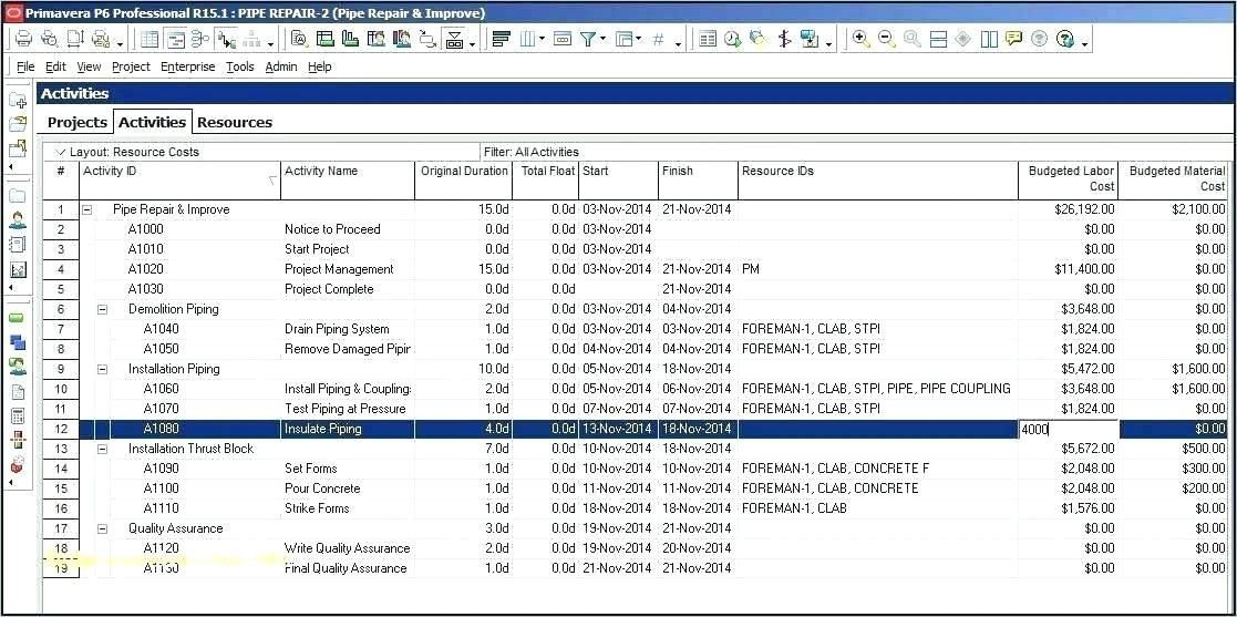 24 Project Management Tracking Templates In 2020 Project