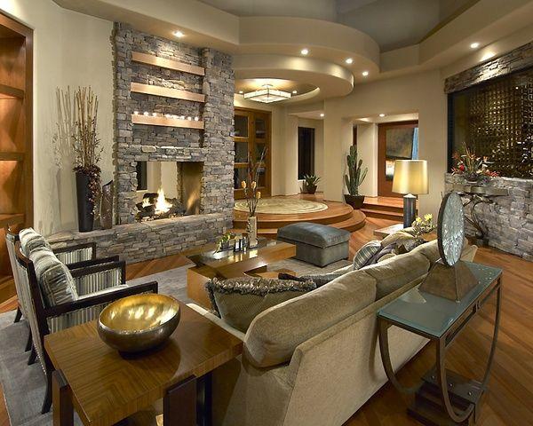 Southwest - ledge over the tv?? For the Home Pinterest Living