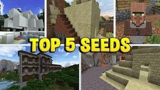 Top 5 Seeds For Minecraft 1 12 2