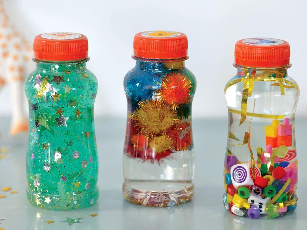 Atelier du mercredi  bouteilles magiques pour les petits ...