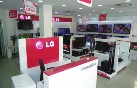 Pin by Information on Service Center & Showroom | Lg