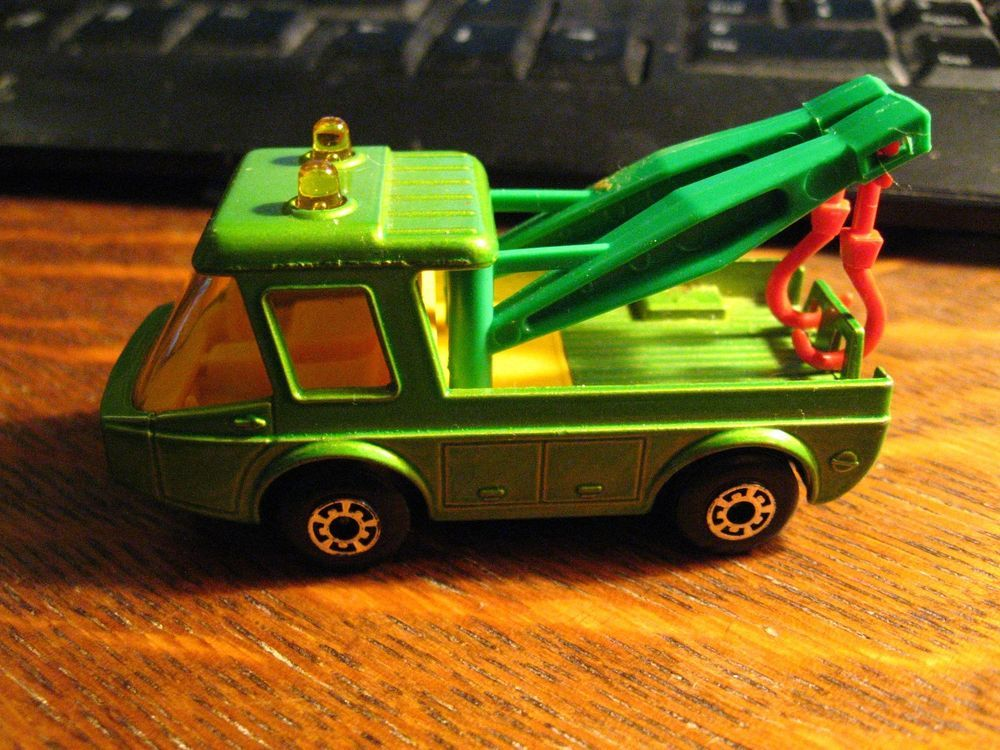 Matchbox Vintage Tow Truck 1972 Lesney Products England