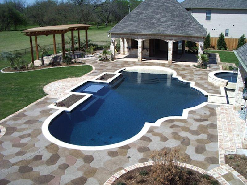 #HomeOwnerBuff Elite Freeform Swimming Pools Gallery ... on Elite Pools And Outdoor Living id=94480