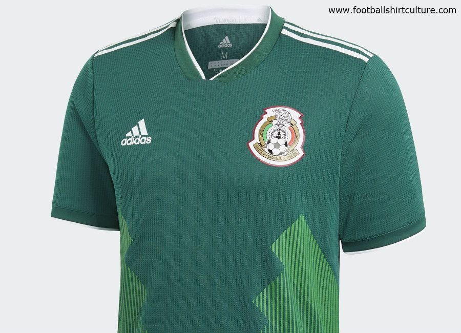 #football #soccer #futbol #adidasfootball #adidasfutbol Mexico 2018 World  Cup Adidas Home