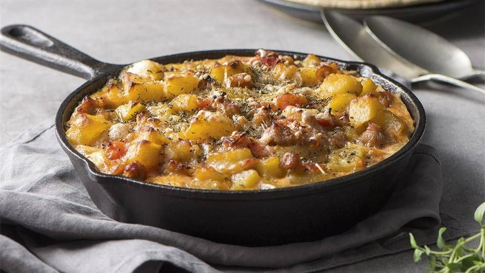 Musaka Bulgarska Przepis Recipe Food Iron Pan Nom Nom