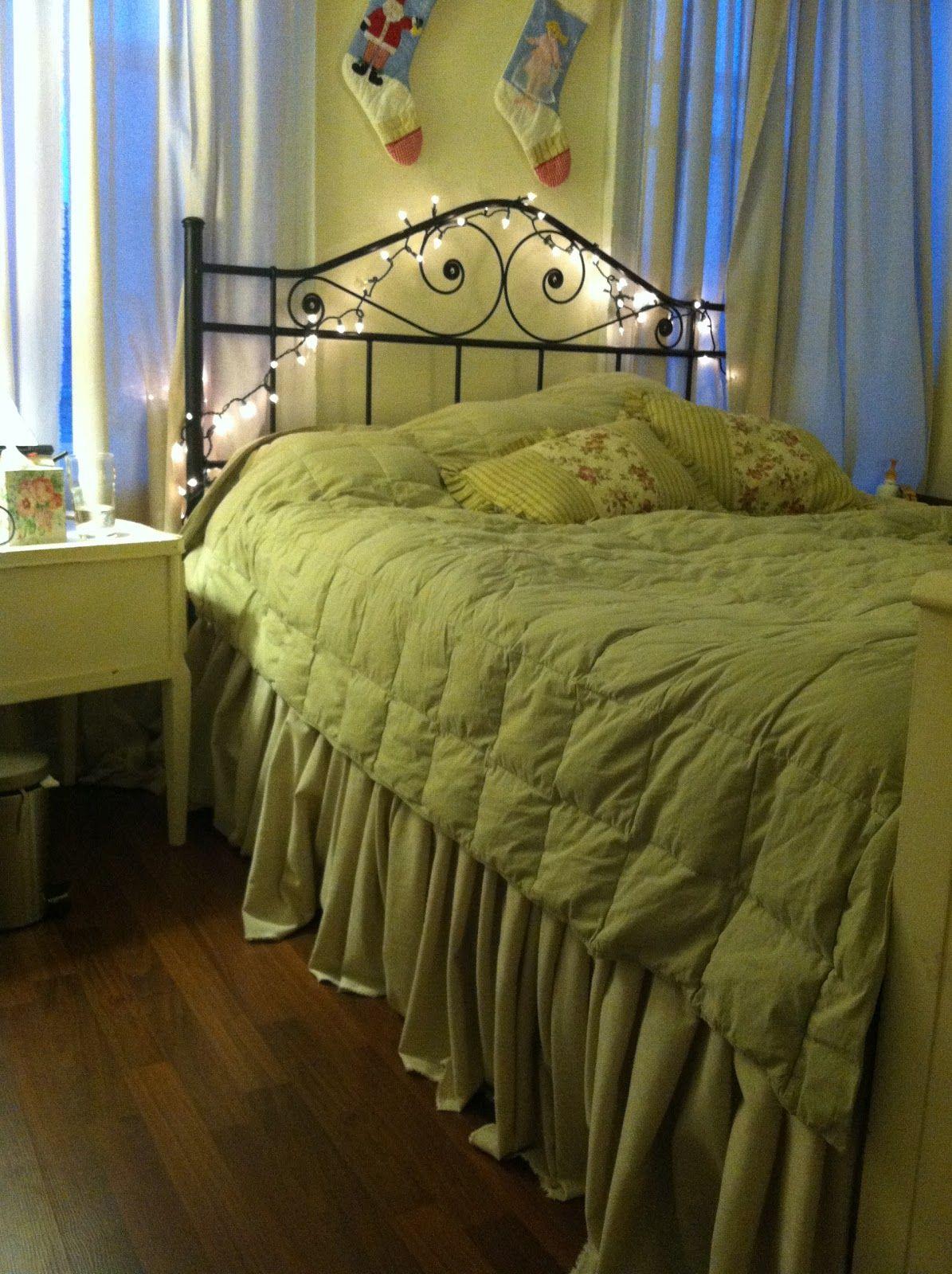 No Sew Bed Skirt Tutorial Bedskirt, Cheap home decor