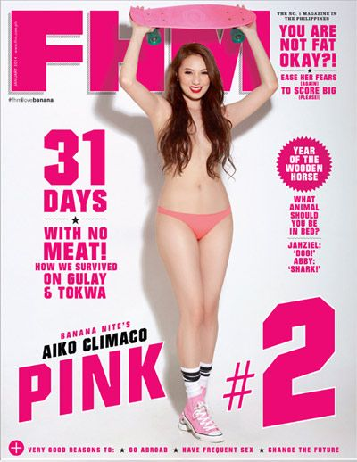 FHM PHILIPPINES JANUARY 2014 EBOOK DOWNLOAD