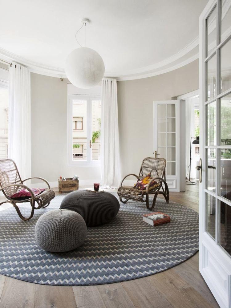 Simplicité et accessibilité dans lu0027intérieur - le style scandinave