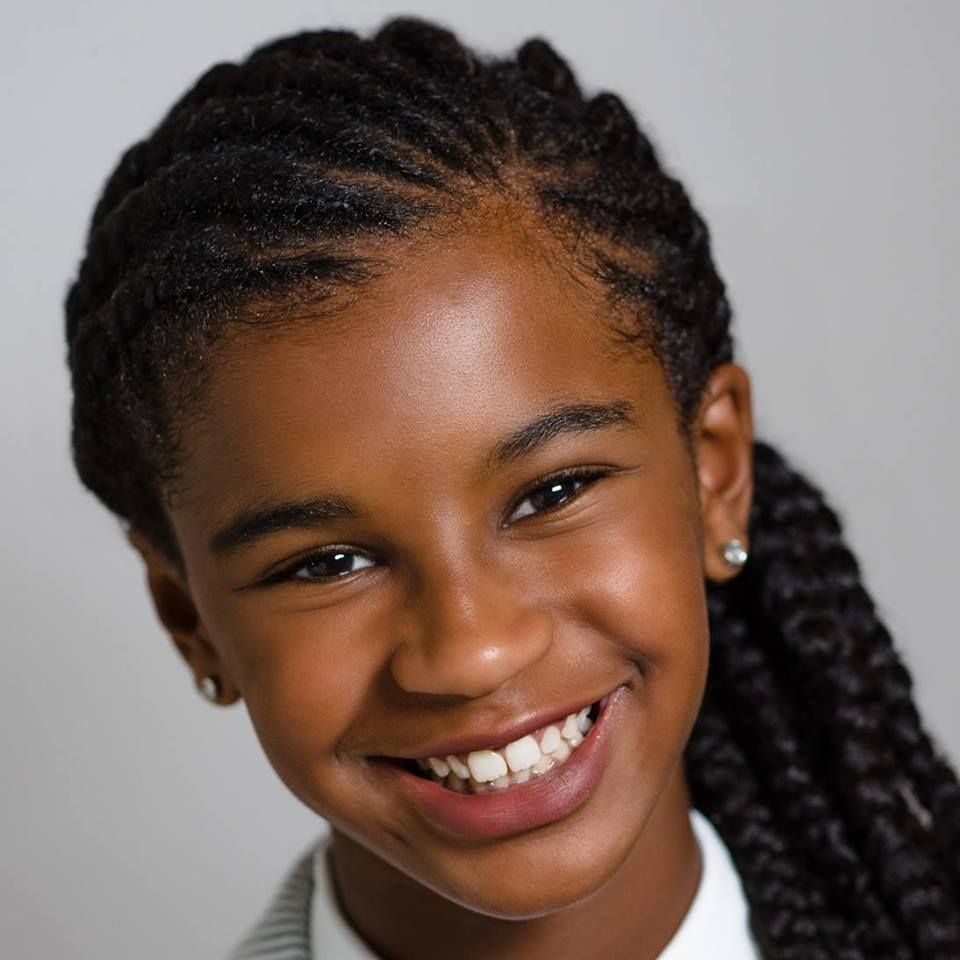 Marley Dias Is A 13 Year Old African American Girl She Encountered A Strange Problem When She Was African American Girl Short Hair Styles Easy Old Hairstyles