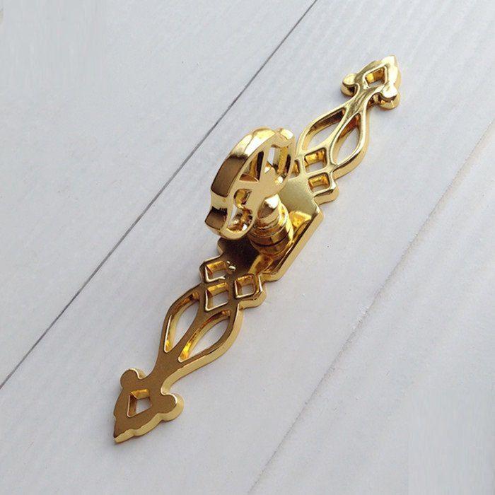 Gold Knobs Handles Dresser Knobs Pulls Drawer Knobs Pull Handles Back Plate Kitchen Cabinet Door Handles Knobs Decorative Hardware Knob Pull